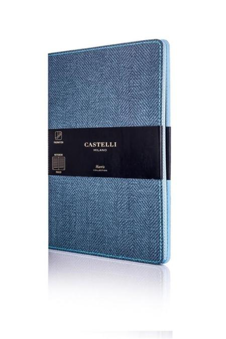 Castelli Pkt Harris Slate Blue