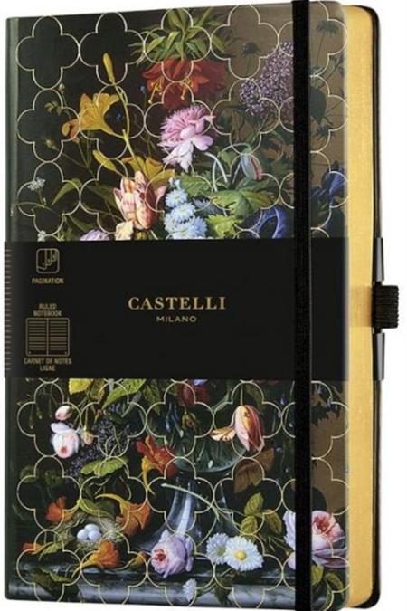 Castelli Mid Vintage Peony Rul