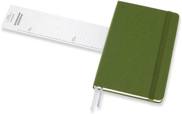 Grass Green Two-Go Notebook Me