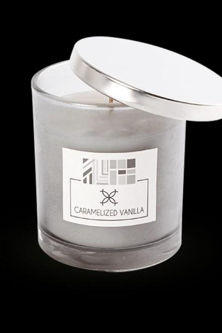 Caramelized Vanilla Scented