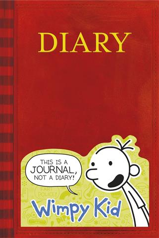 Diary of a Wimpy Kid Book Jour