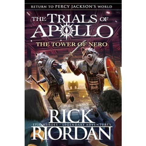 Tower of Nero The Trials o