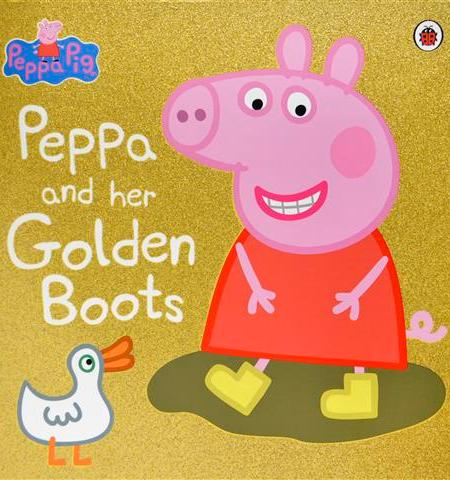 Peppa Pig Peppa and Her Golden