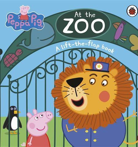 Peppa Pig At the Zoo