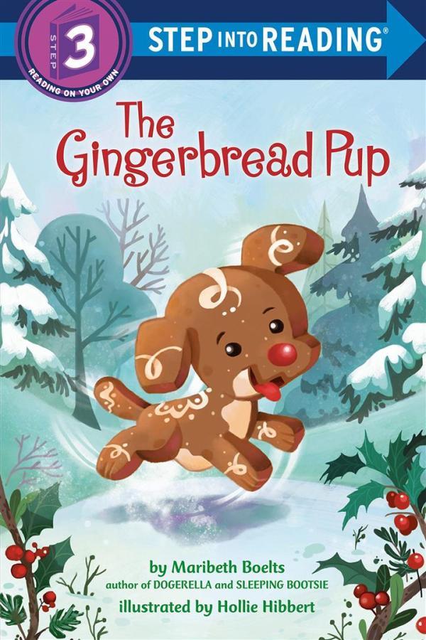 Gingerbread Pup