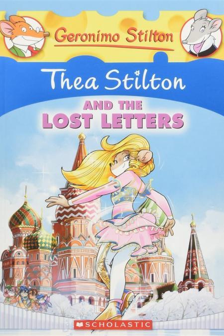 Thea Stilton and the Lost Lett