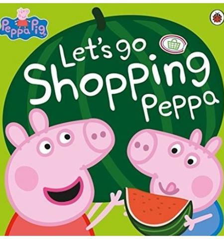 Peppa Pig Let's Go Shopping Pe