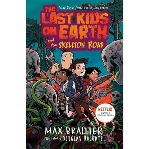 Last Kids on Earth and the Ske