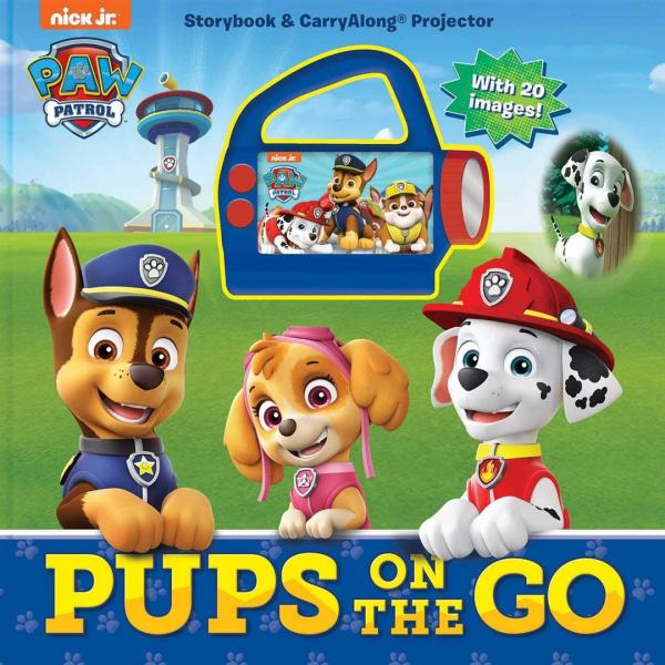 Nickelodeon Paw Patrol: Pups o