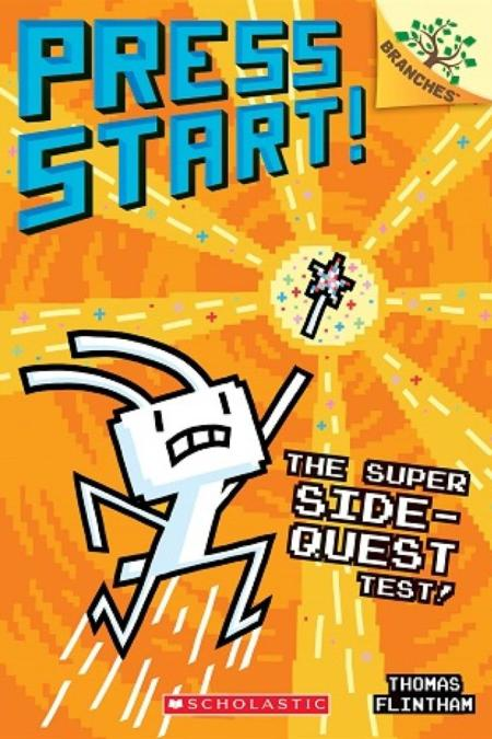 Super Side-Quest Test