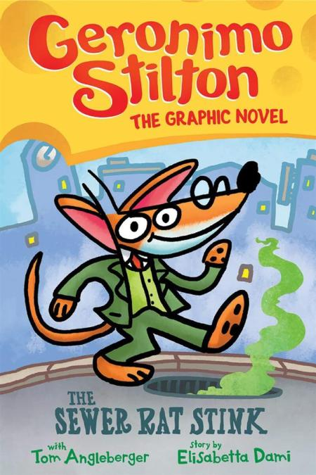 Sewer Rat Stink: Geronimo Stil