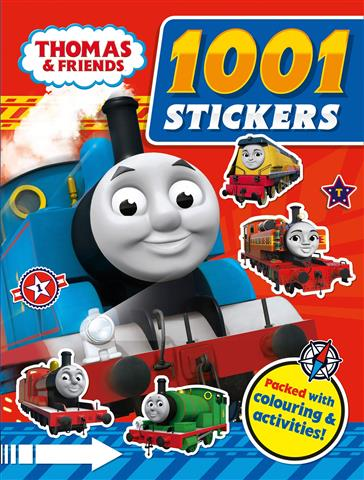Thomas and Friends 1001 Sticke