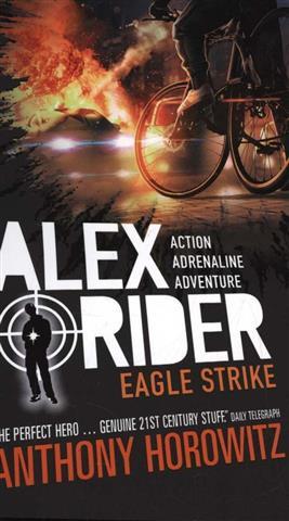 Eagle Strike Alex Rider Book 4
