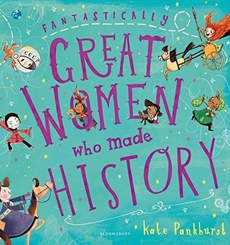 Fantastically Great Women Who