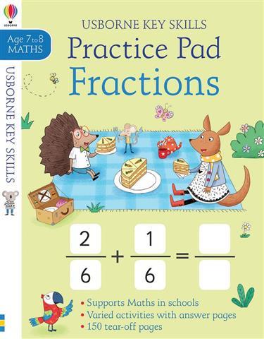 Key Skills Practice Book Fract