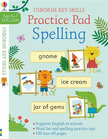 Key Skills Practice Book Spell