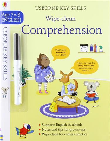 Key Skills Wipe Clean Comprehe