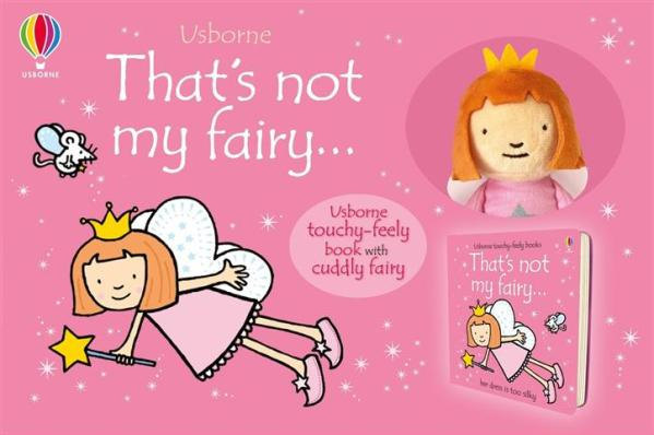 That's not my fairy Book and T