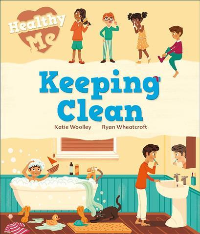 Keeping Clean Healthy Me
