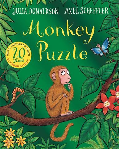 Monkey Puzzle 20th Anniversary