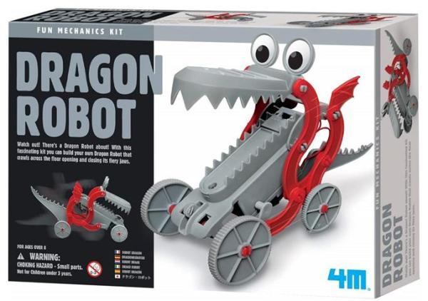 Dragon Robot Ages 5+