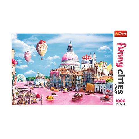 Sweets In Venice Trefl Puzzle
