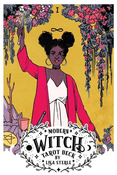 Modern Witch Tarot Deck