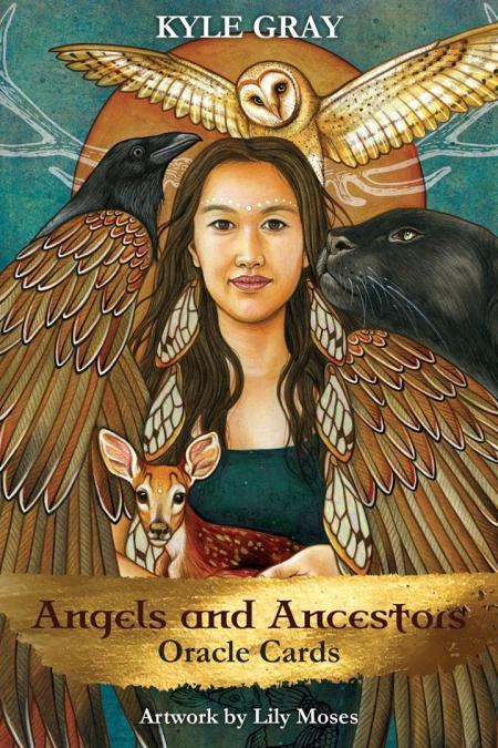 Angels and Ancestors Oracle Ca