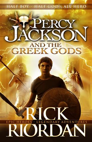 Percy Jackson and the Greek Go
