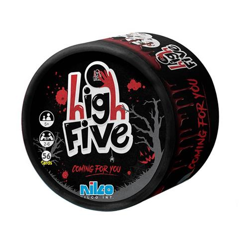 High Five Scary Edition 9120