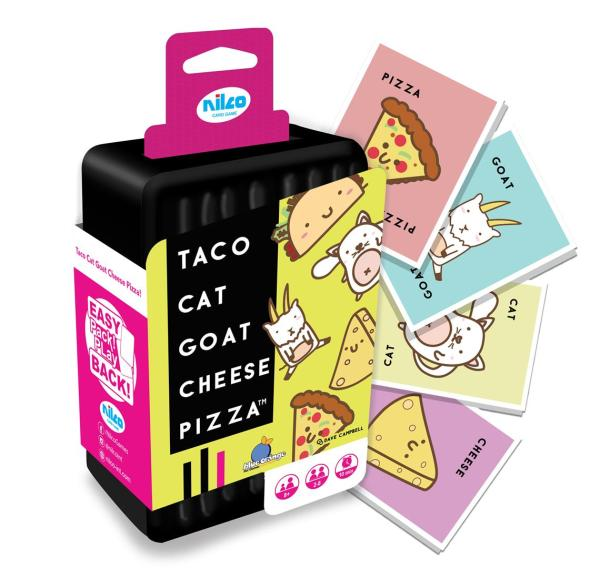 Taco Plastic Box