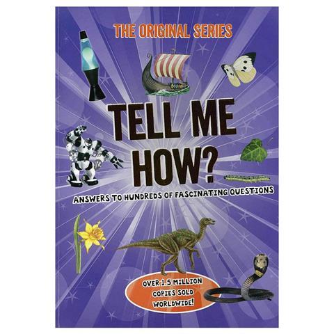 Tell Me How? (Tell Me Series)