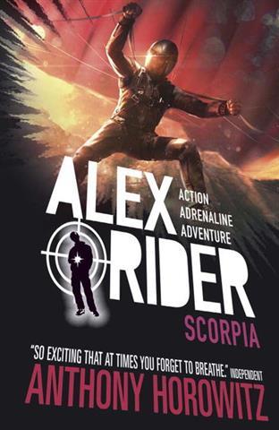Alex Rider 5 Scorpia