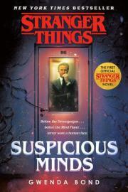 Stranger Things Suspicious Mind
