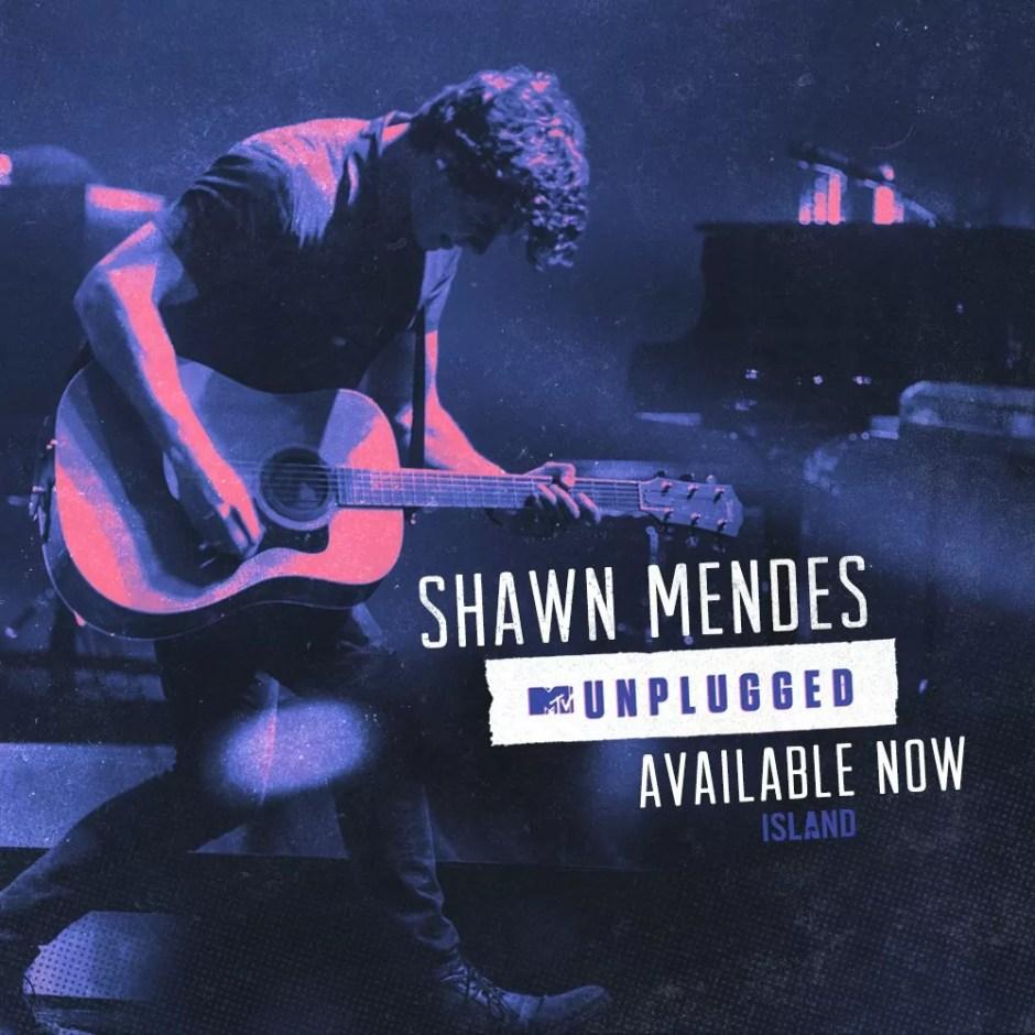 """Shawn Mendes y su nuevo álbum en vivo en """"MTV Unplugged"""""""