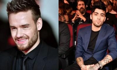 Liam Payne felicitó a Zayn por su cumpleaños