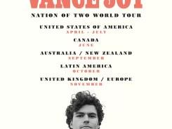 Vance Joy anuncia su gira por Latinoamérica