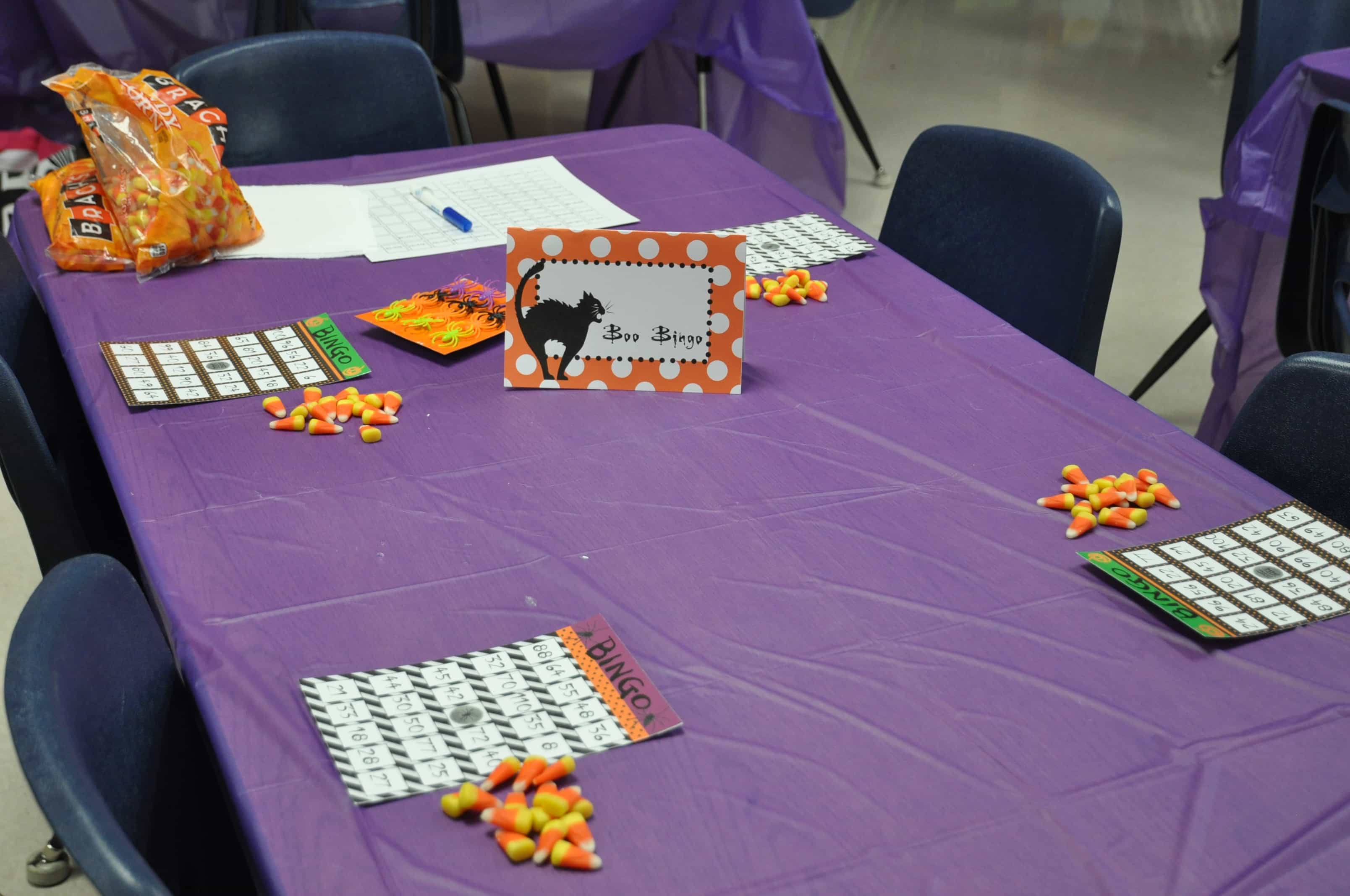A Semi Educational Fourth Grade Halloween Party Dixie