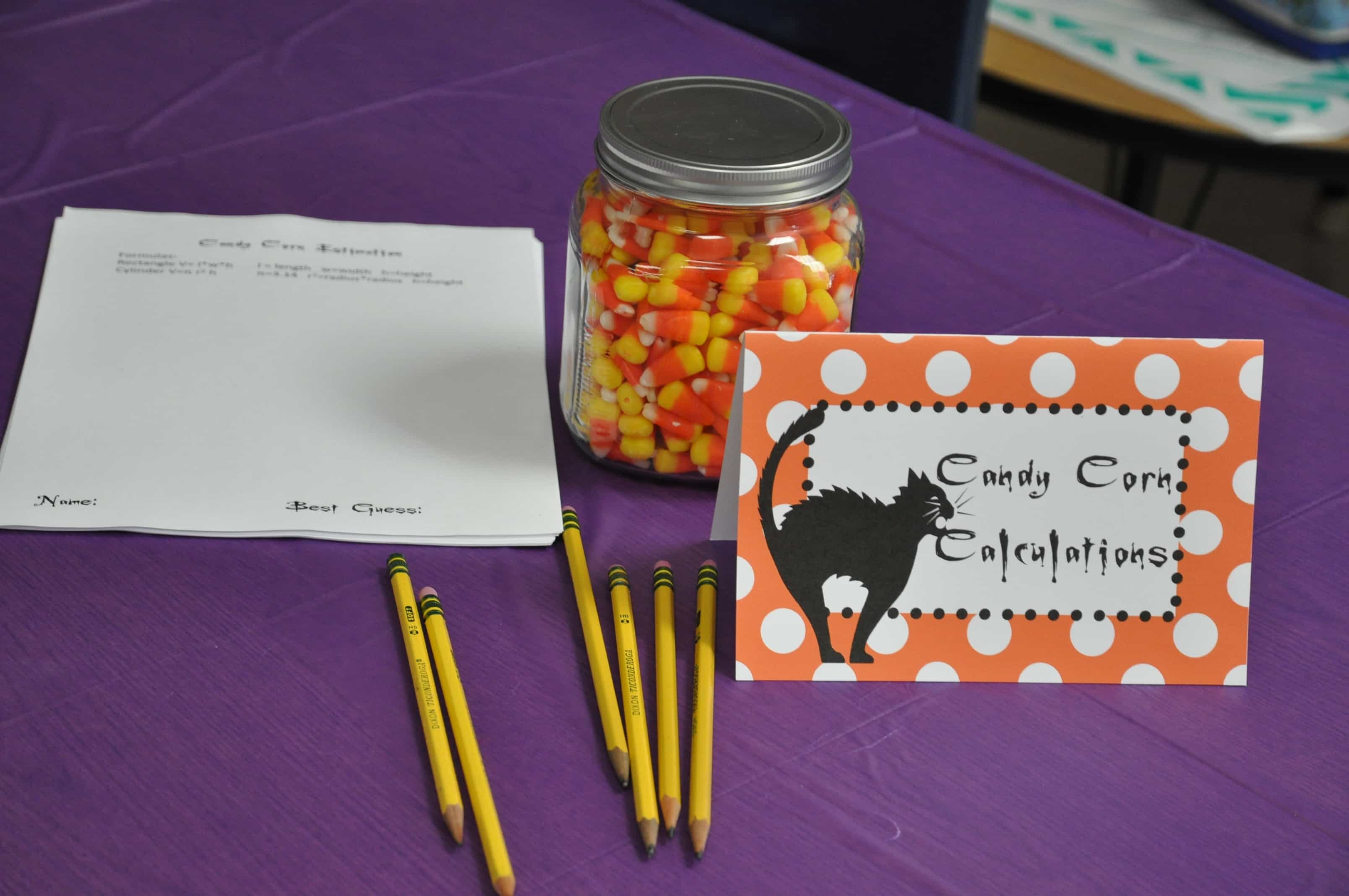 A Semi Educational Fourth Grade Halloween Party