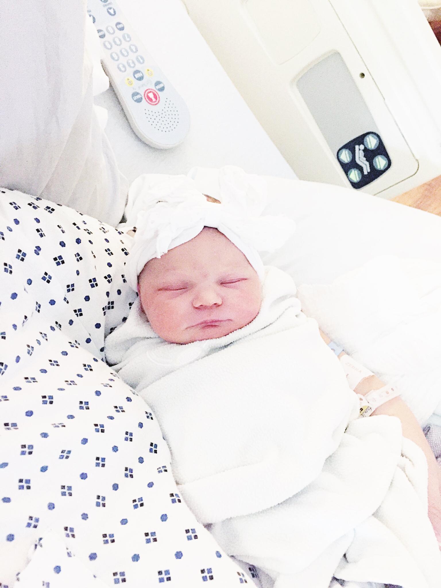 Oakley's Birth Story