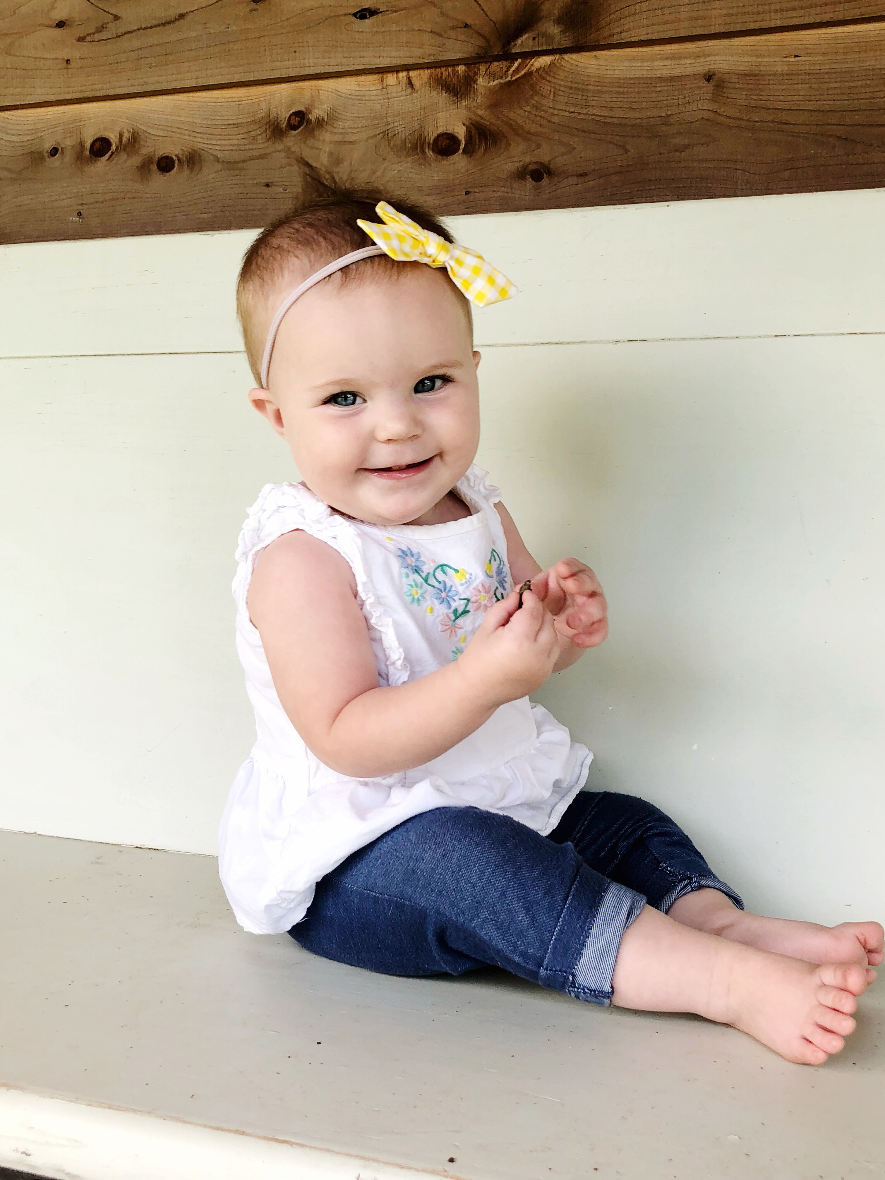 Oakley is 11 months old!