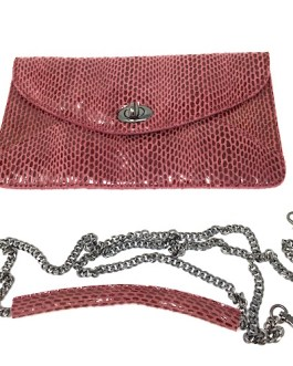4feabe528 ... Cranberry Coco Clutch with Shoulder Chain by Sorial
