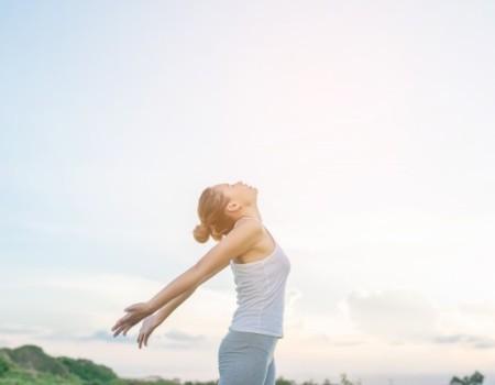 dixit hospital _ stress and exercise_yoga