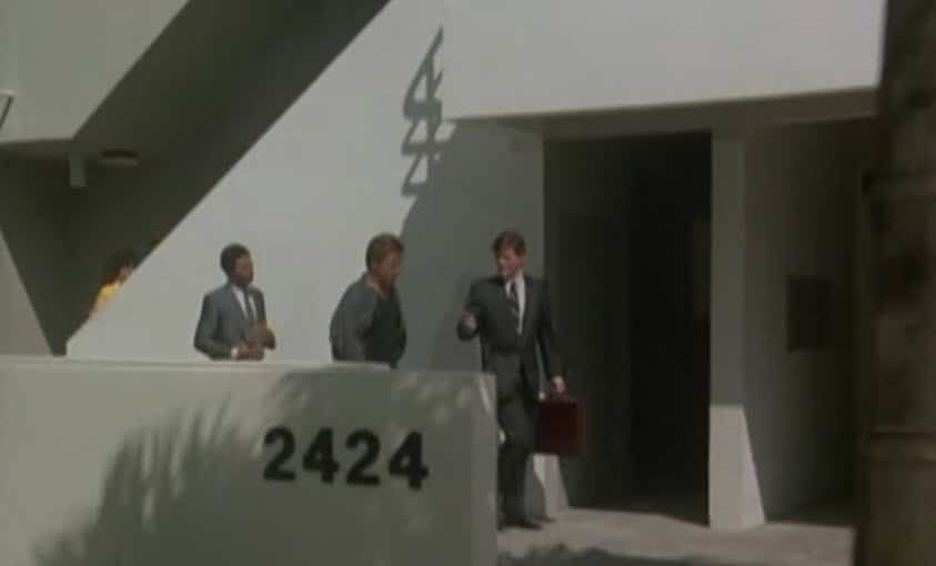 Miami Vice at The 2424 Building
