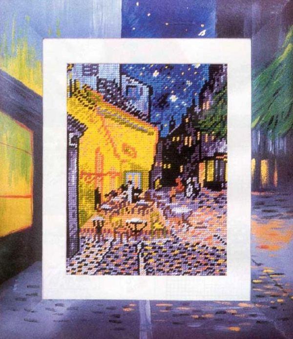 Van Gogh Cafe at Night (1)