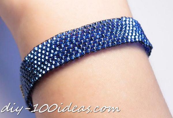 diy beaded bracelets (11)
