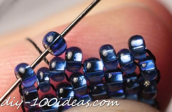 diy beaded bracelets (7)