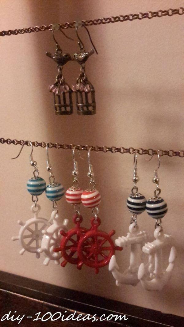 earrings diy ideas (17)