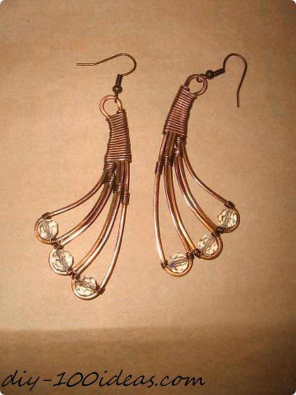 earrings diy ideas (3)