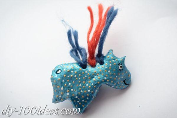 salt dough horse (3)